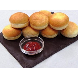 MINI PAN BURGER BUNS (12 GR X 192 UDS) LADUC