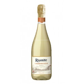 LAMBRUSCO DELL'EMILIA IGT BLANCO (750 ML X 6 UDS) RIUNITE