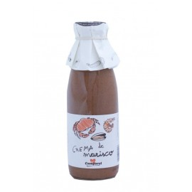 CREMA DE MARISCO (750 ML X 6 UDS) CAMPOREL