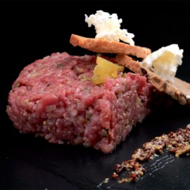 STEAK TARTAR (MONORACION 100 GR X 32 UDS) FOODVAC