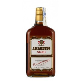 AMARETTO NEGRO 25% (700 ML X 6 UDS)