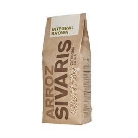 ARROZ INTEGRAL KRAFT (1 KG X 6 UDS) SIVARIS