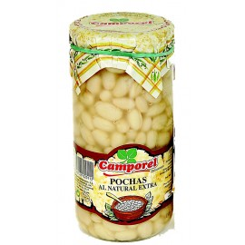 POCHAS AL NATURAL FR 720GR CAMPOREL