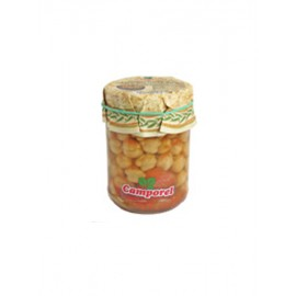GARBANZOS CON CHORIZO FR 445G CAMPOREL