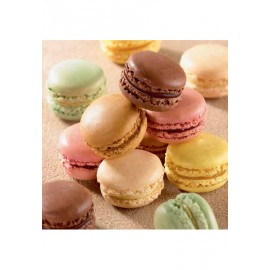 CANAPES MACARONS (10 GR X 36 UDS) LADUC